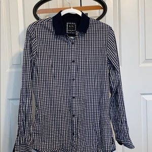 Armani Exchange Button Down Shirt-Size M-Slim